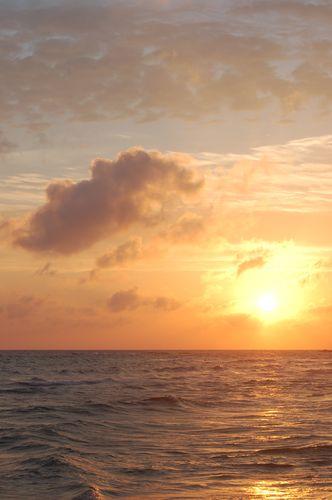 Last Sunset I